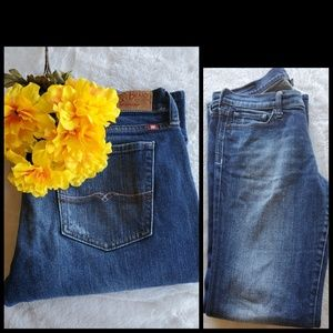 Lucky Jean's Boot cut sz 8 dark wash